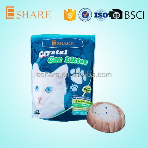 silica gel cat litter bulk wholesale