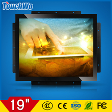 The best 19 inch vga av tv usb input lcd led pos touch screen monitors price