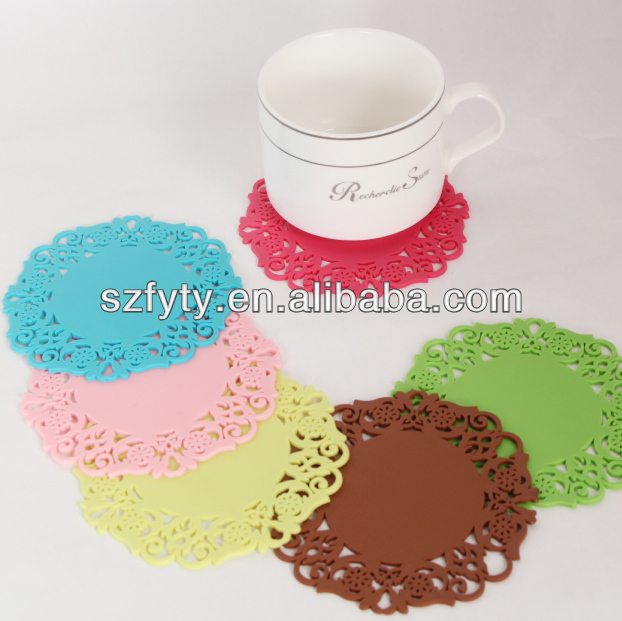 2013 hot sale factory price beaded table mats coasters