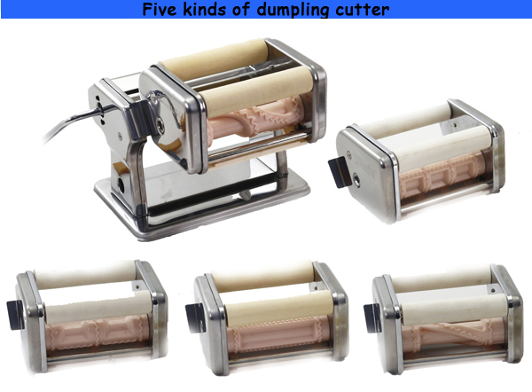 Manual Dumpling Machine for Making Ravioli, Agnolotti, Raviolini, Samosa and Cannelloni