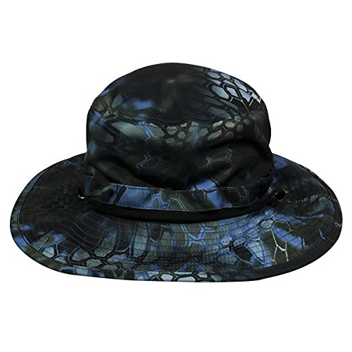 ad7393dfafc Buy Kryptek Mandrake Camo Tactical Boonie Hat with Velcro Panels in ...