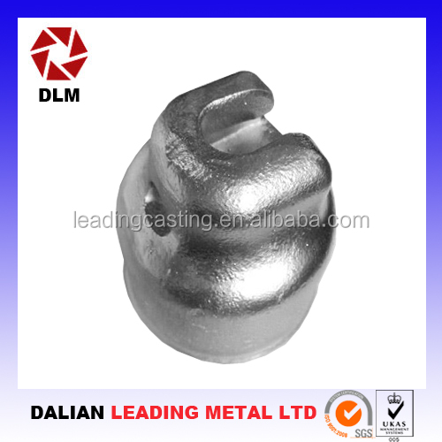 casting iron insulator terminal fitting made in china QT500