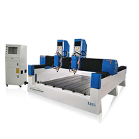 3d stone carving cnc routers stone/marble cutting machine 3 axis cnc stone router