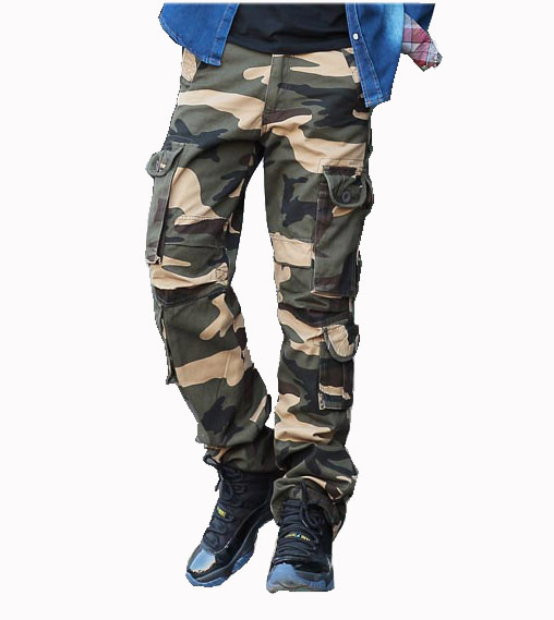 4afa4ea64e691 Buy Mens Military Army Cargo Pants for Man Plus Size Mens Cargo Pants  Militarty Style Loose Pants Mens Sport Long Joggers Pant 2015 in Cheap  Price on ...