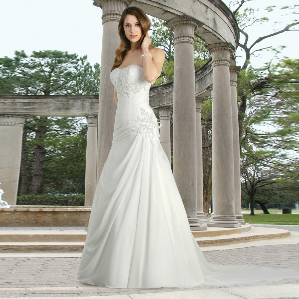 Wedding Dresses For Tall 20