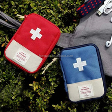 Outside Travel Favor Medical Ziplock Bag Small First Aid Kit Bags