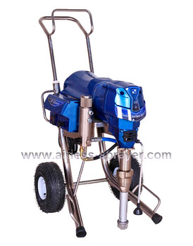 4L flow electric airless paint sprayer with piston pump