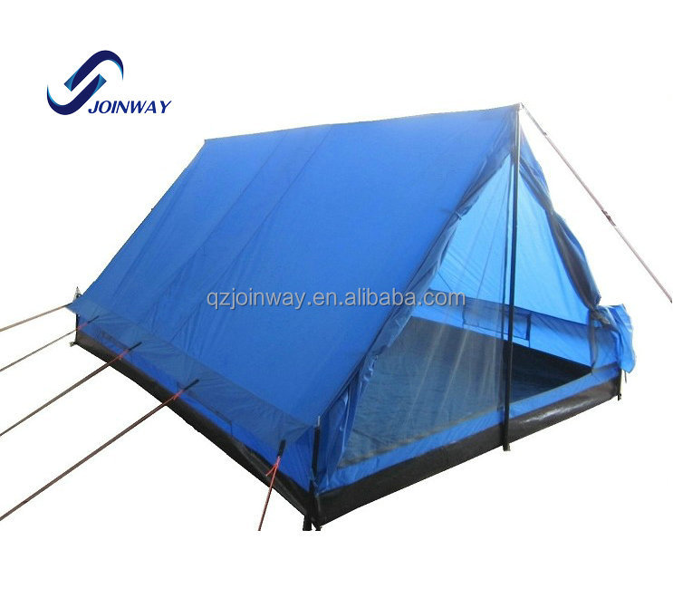 JWF-040 China cheap large camping equipment 8 10 person steel frame tent