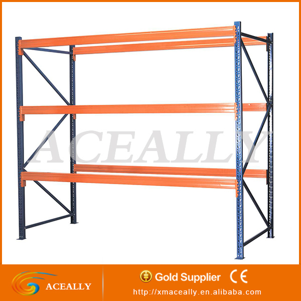 Storage Selective Tyre- Pallet Rack