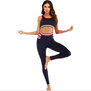 A3084 Just Arrival Sweat Suit High Waist Brazil Fitness Wear Women