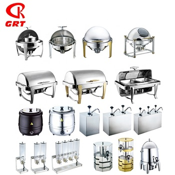Hotel Using Buffet Catering Equipment Chafing Dish
