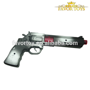 China wholesales 2016 boys safety plastic silver buy toy guns