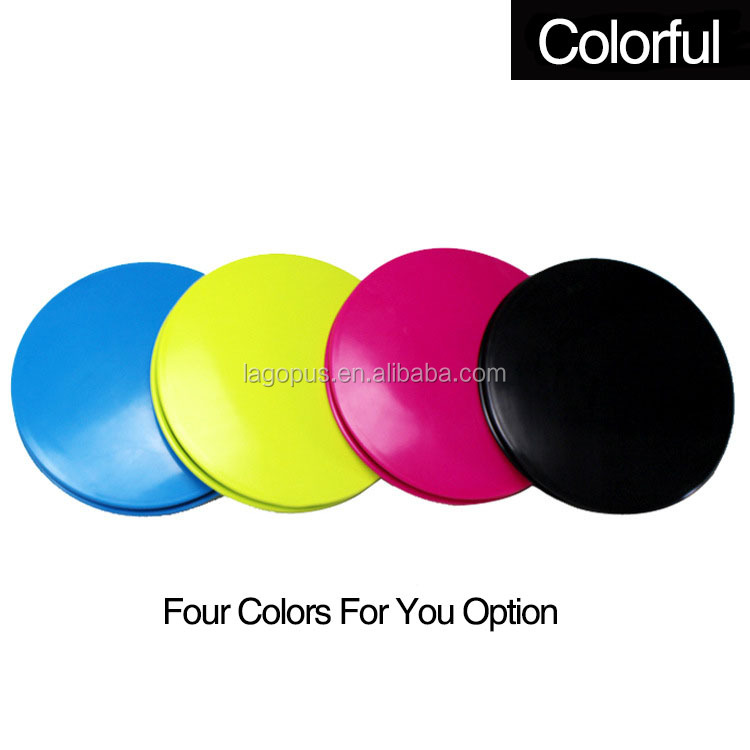 Amazon hot selling Fitness exercise gliding discs core sliders