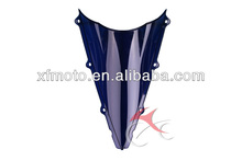 For YAMAHA YZF R1 2002 2003 Blue Wind Screen Windscreen Windshield