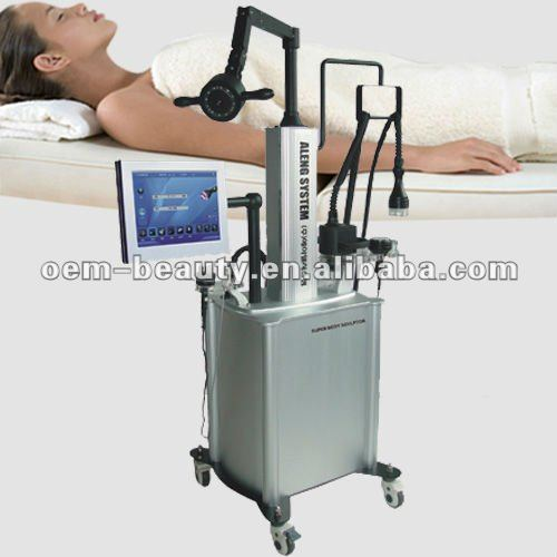 2012 Ultrasonic Vacuum Cavitation machine for body shaping and weight loss equipment