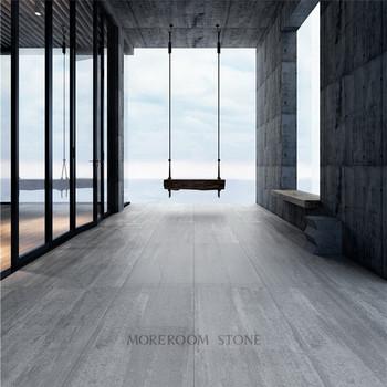Moreroom Stone Foshan Grey Porcelain Rough Surface Tile 1200x600 Light