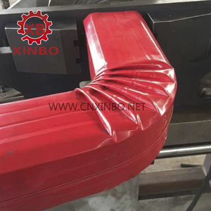 used pipe bending downpipe cold roll forming machinery