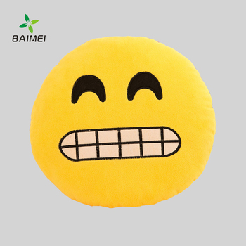 2016 New Product Pp Whatsapp Cute Smiley Face Plush Emoji Pillow Buy Kids Plush Pillow Round Kids Plush Pillow Smiley Kids Plush Pillow Product On