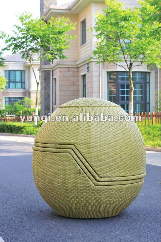 Rattan Egg Chair Outdoor Furniture Wicker