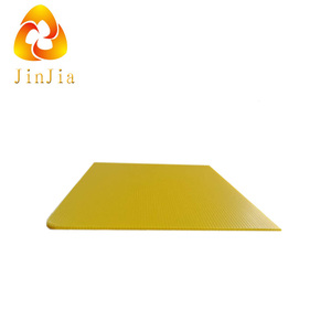 custom pp corrugated layer pad coroplast plastic cardboard pallet shipping pad