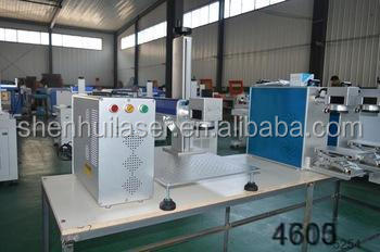 China 30w 300*300mm fiber laser marking machine looking for agents