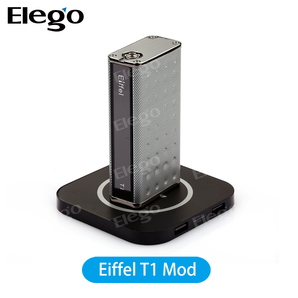 Esige Eiffel T1 TC/VW 4000mAh Wireless Charging 165W Eiffel T1 Temp Control Mod