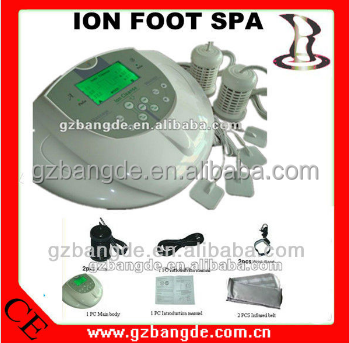 foot cleansing machine