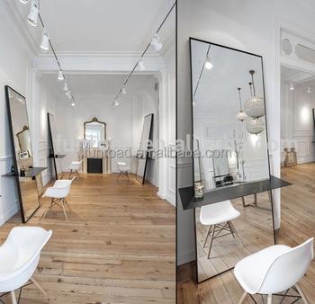 Salon De Beaute Design D Interieur De Magasin De Cheveux D Equipement De Beaute Massage Lit Et Armoire Buy Table Et Chaise De Travail De Salon De