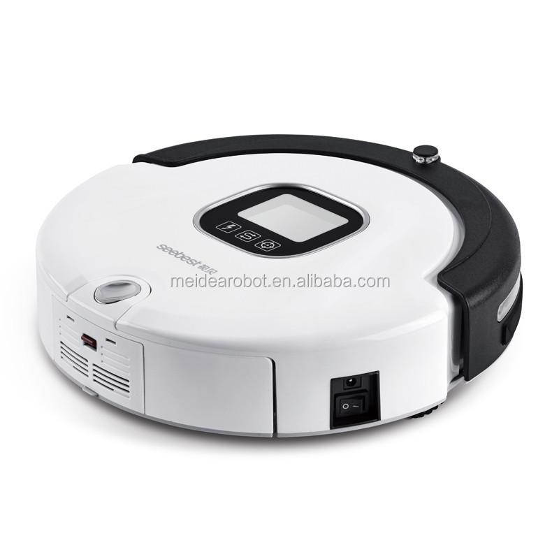 C565 Seebest Floor cleaning robot with anti falling anti collision,multifunction no damage bumper Smart vacuum cleaner