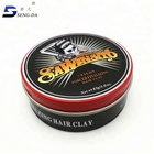 2019 popular water soluble hair matte pomade clay