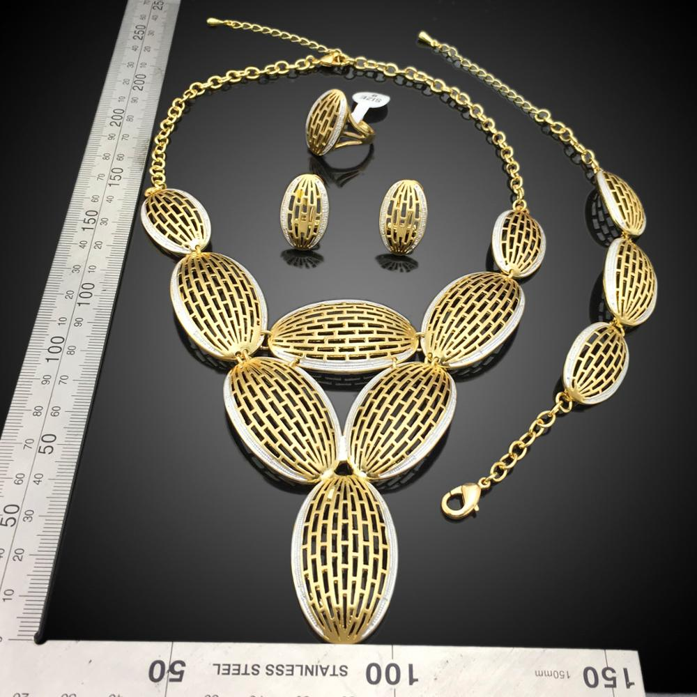 dubai gold jewelry set,arabic bridal jewelry sets,dubai 18 carat ...