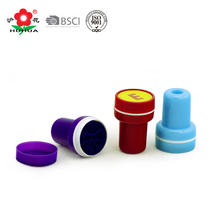 colorful toy assorted rubber stampers