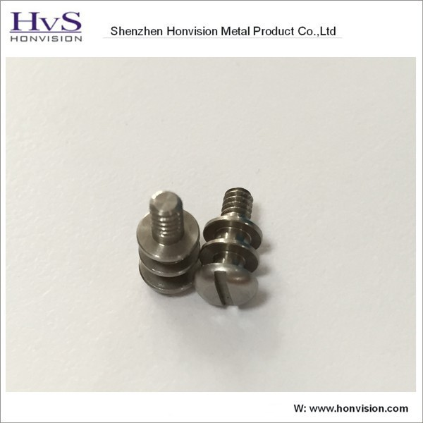 High Precision CNC Machining for self tapping screws for metal