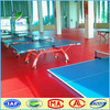 4.5mm thickness Professional ball factory table tennis pvc sports flooring