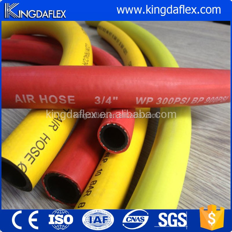 1/4 Inch Smooth Finished High Temperature Rubber Air Hose