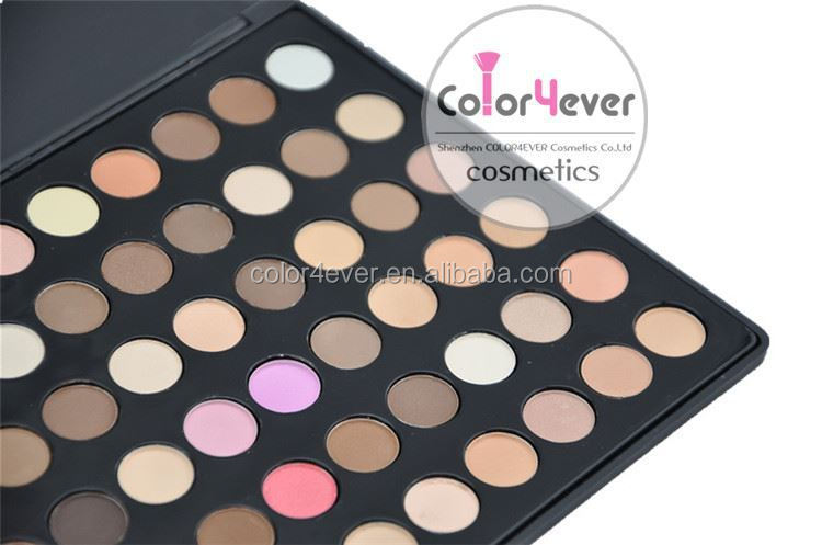 Private Label Eyeshadow Palette Color4ever Naked Palette