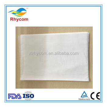 Comfortable And Soft Non Woven Bed Sheet Disposable Bed