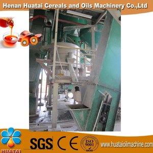 vertical digester for palm oil pressing