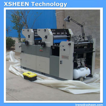 170 Strong Quality Offset Printing Machine Price In India ...