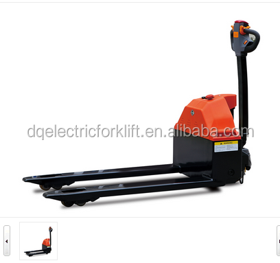 electric power pallet truck jack