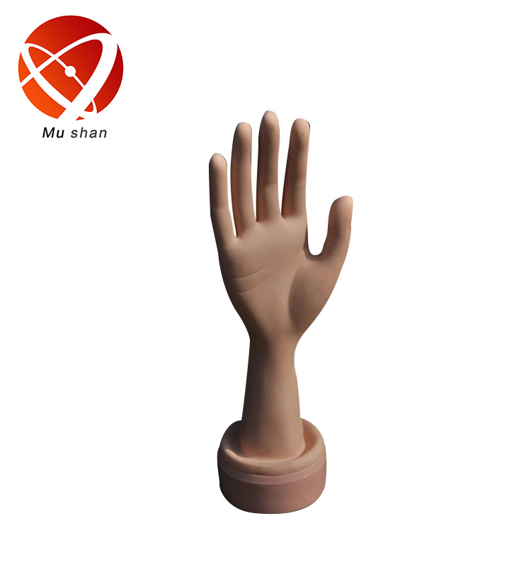 cheap hand mannequin for gloves display