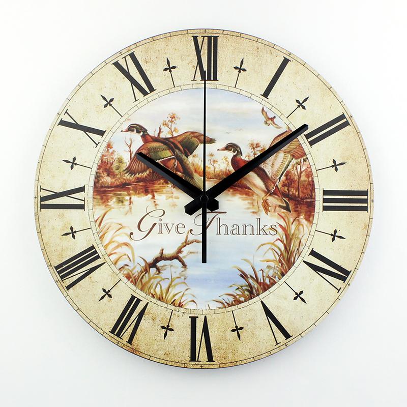 Home-decoration-wall-clock-silent-quartz-unique-wall