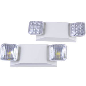 Wall mounted led emergency light rechargeable