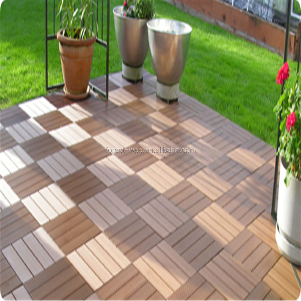 Wpc Floor Tiles Design Waterproof