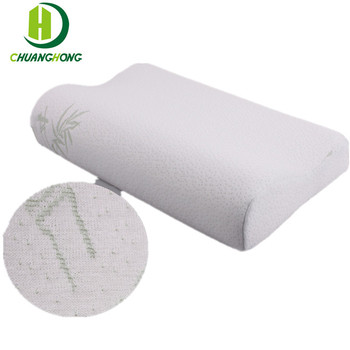 Memory Foam Pillow Chips Pu Filling With Cheap Price