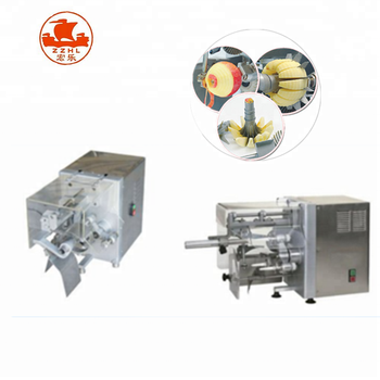 Pineapple Peeling Machine And Coring Machine Pineapple Peeler Corer Slicer