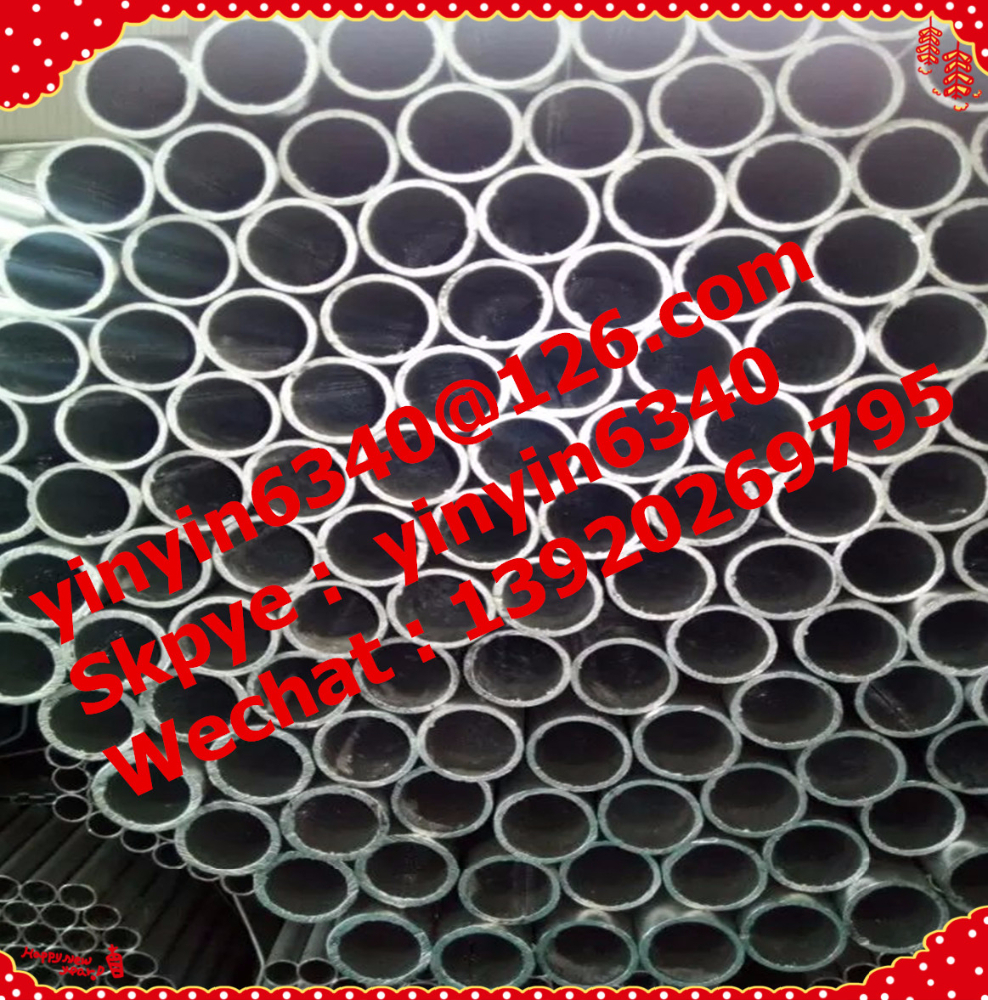 AISI 1010 Hot Dip Galvanized Seamless Small Size Carbon Steel Pipes