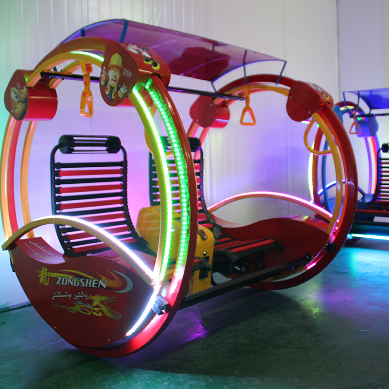 2018 High quality ride on happy car for sale / amusement rides on happy car / battery happy car rides