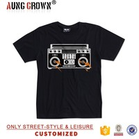 Merchandise Excellence Round Neck Unisex T Shirt Short Sleeves Custom Logo