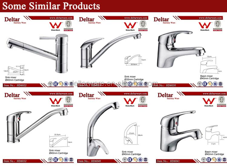 Australia Standard Kitchen Faucet Watermark Approved 2 Way Kitchen